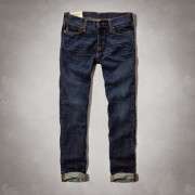Джинсы Abercrombie Fitch straight