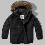 Куртка Abercrombie Fitch PANTHER GORGE PARKA