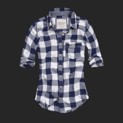 Рубашка Abercrombie Fitch